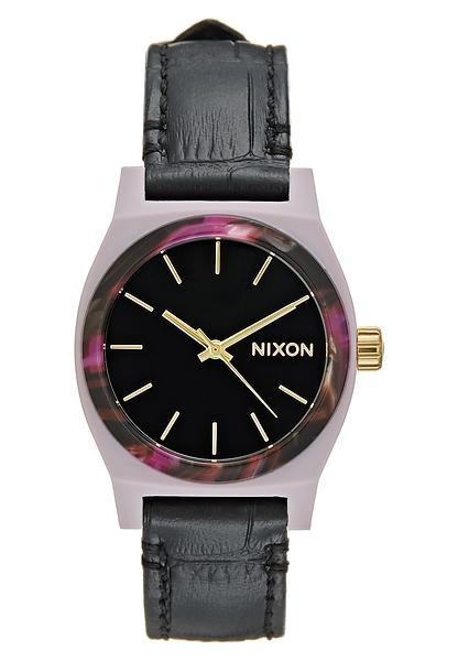 Nixon The Medium Time Teller Leather