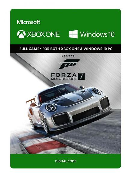 best deals on forza motorsport 7 deluxe edition pc game compare prices on pricespy. Black Bedroom Furniture Sets. Home Design Ideas