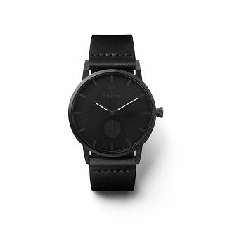 Triwa Midnight Falken Leather