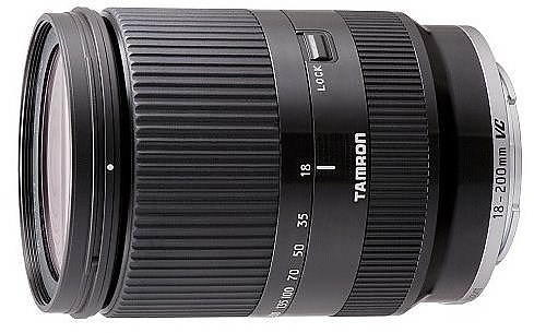 Tamron AF 18-200/3,5-6,3 Di III VC for Canon