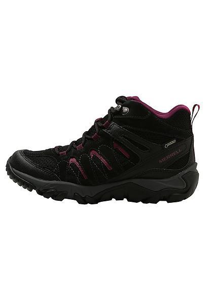 Historique de prix de Merrell Outmost Ventilator Mid GTX (Femme) Chaussures  de randonnée - Trouver le meilleur prix 16c1a17f926