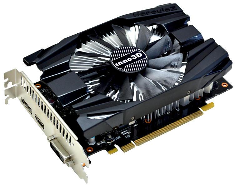 Inno3D GeForce GTX 1060 Compact (N1060-6DDN-N5GM) HDMI DP 6GB