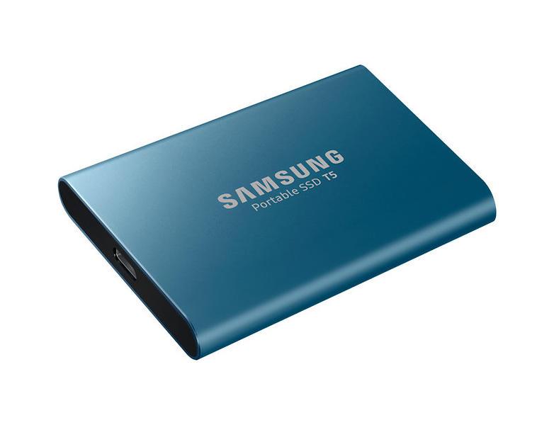 Bild på Samsung T5 Portable SSD 250GB från Prisjakt.nu