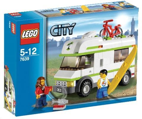 historique de prix de lego city 7639 le camping car lego. Black Bedroom Furniture Sets. Home Design Ideas