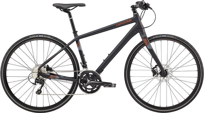 cannondale quick 1 disc 2018 bicicletta al miglior prezzo