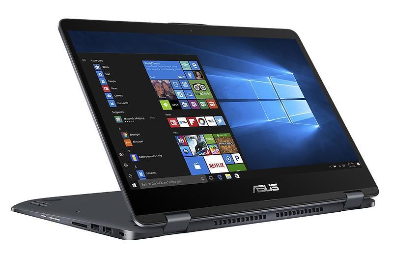 Bild på Asus VivoBook Flip 14 TP410UA-EC306T från Prisjakt.nu
