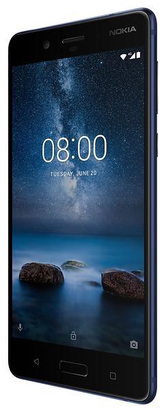 Bild på Nokia 8 Dual SIM 64GB från Prisjakt.nu