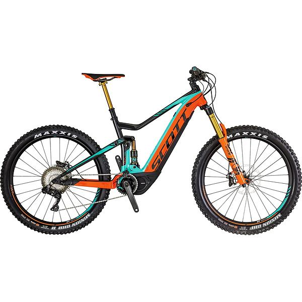 Scott E-Genius 700 Tuned 2018 (E-bike)