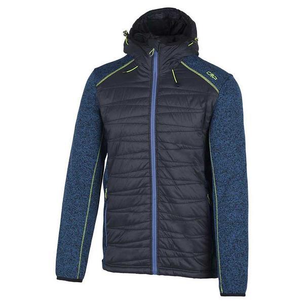 CMP Fix Hood Jacket 3H15877 (Uomo)