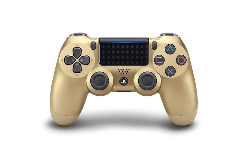 Sony DualShock 4 - Gold (PS4) (Original)