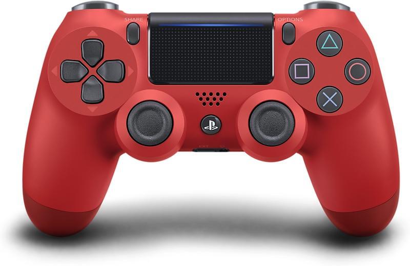 Sony DualShock 4 V2 - Magma Red (PS4) (Original)