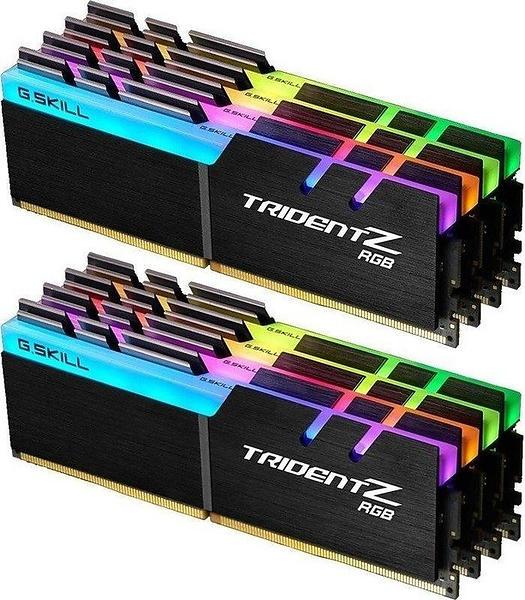 G Skill Trident Z RGB LED DDR4 4000MHz 8x8GB (F4-4000C18Q2-64GTZR)
