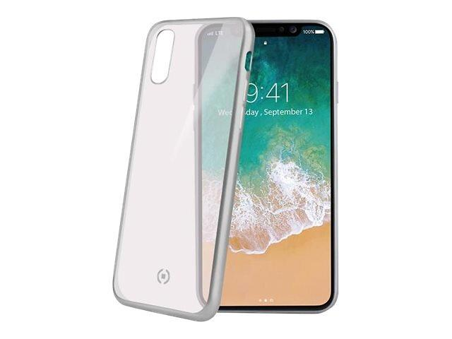 Celly Laser Matt Cover for iPhone X/XS