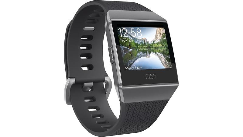 Bild på Fitbit Ionic från Prisjakt.nu