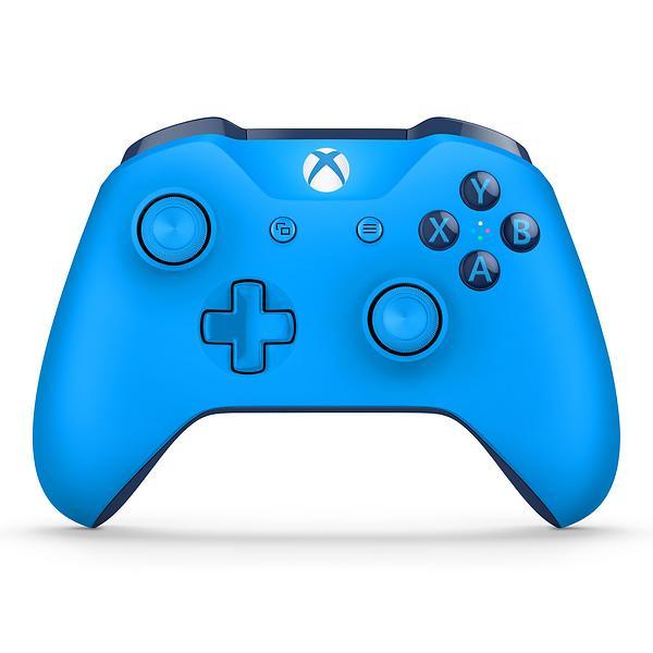 Microsoft Xbox One Wireless Controller S - Blue (Xbox One/PC)