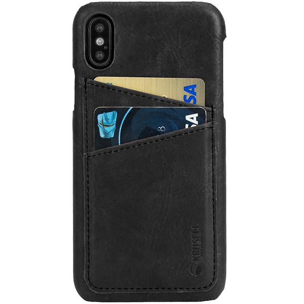 Krusell Sunne 2 Card Cover for iPhone X/XS