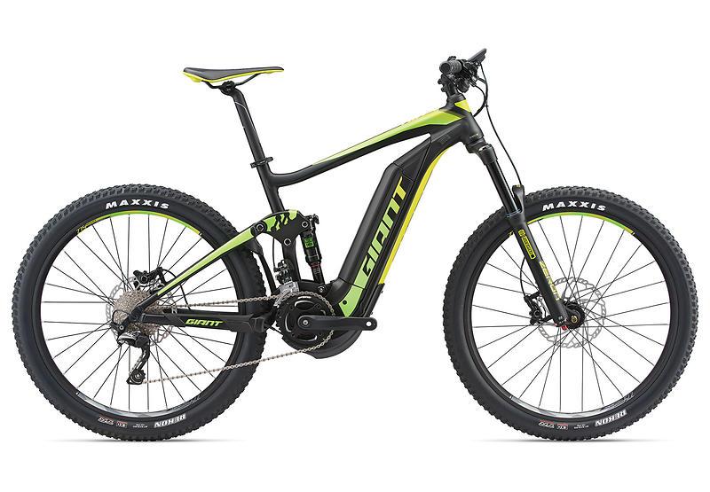Giant Full E+ 2 2018 (E-bike)