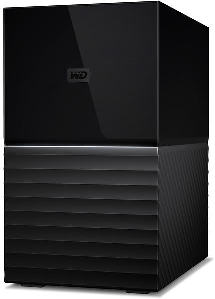 WD My Book Duo V2 4TB