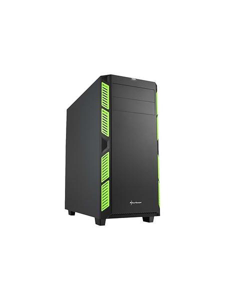 Sharkoon AI7000 Silent (Nero/Verde)