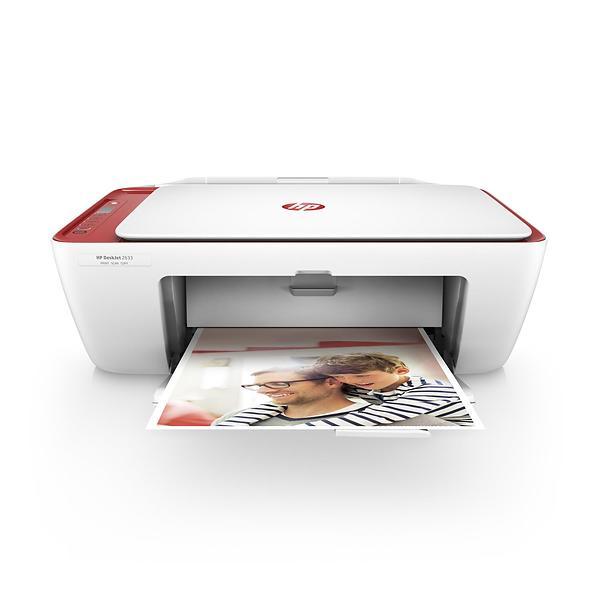 HP DeskJet 2633 Multifunksjonsskriver specs - Teknisk ...