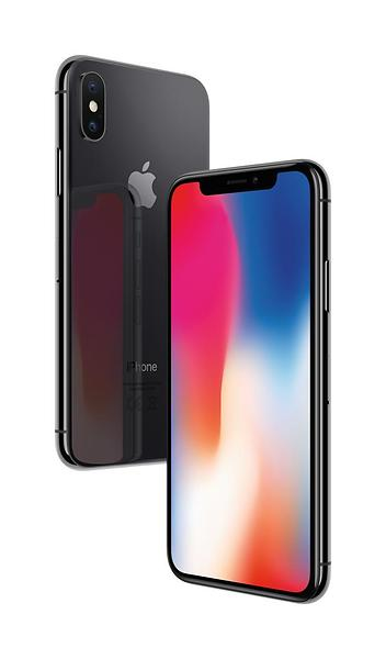 Bild på Apple iPhone X 256GB från Prisjakt.nu
