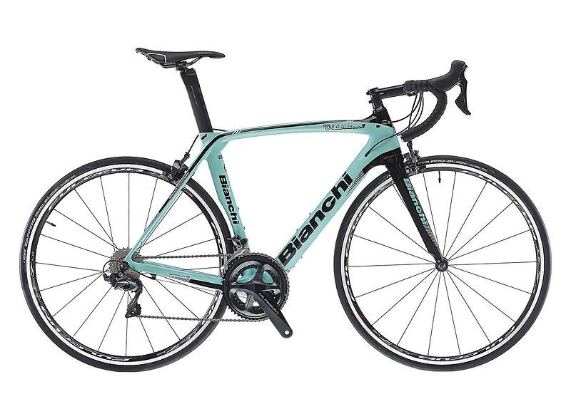 Bianchi Oltre XR3 Ultegra 2018