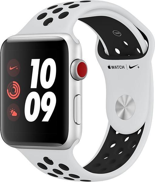 Apple Watch Series 3 4G Nike+ 42mm Aluminium with Nike Sport Band
