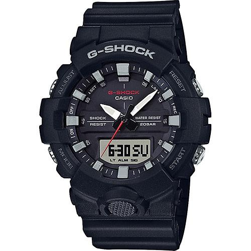 casio g shock ga 800 1a au meilleur prix comparez les offres de montre sur led nicheur. Black Bedroom Furniture Sets. Home Design Ideas