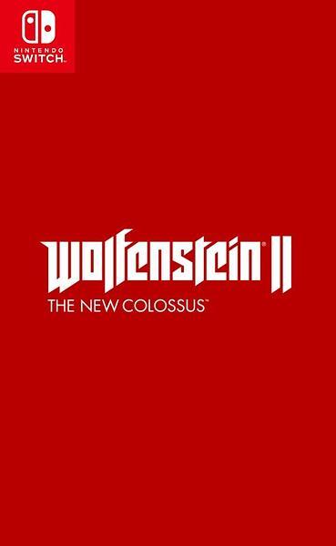 Bild på Wolfenstein II: The New Colossus (Switch) från Prisjakt.nu