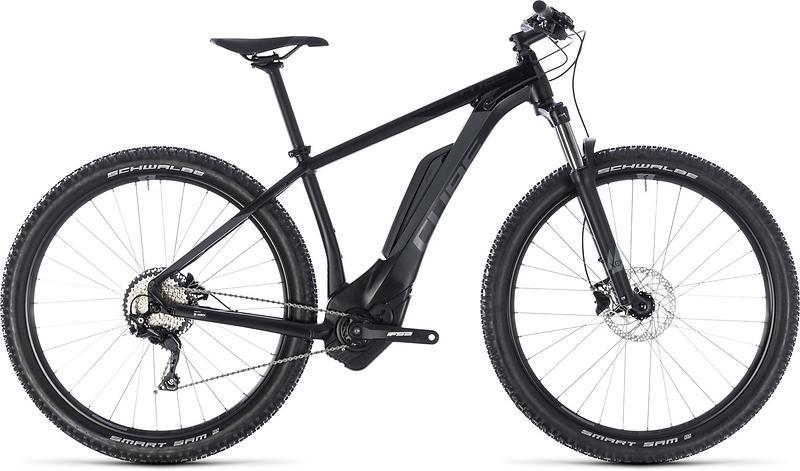 cube bikes reaction hybrid pro 400 2018 v lo electrique. Black Bedroom Furniture Sets. Home Design Ideas