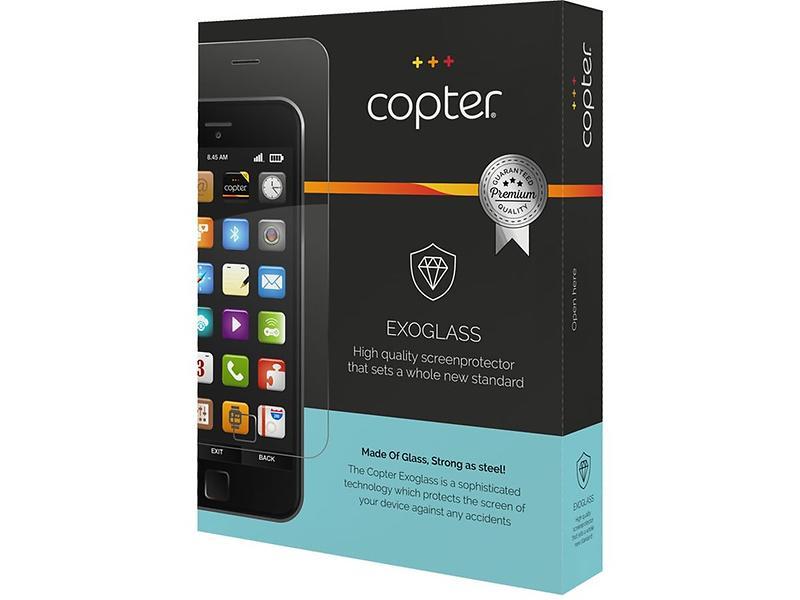 Copter Exoglass Screen Protector for Sony Xperia XZ1 Compact