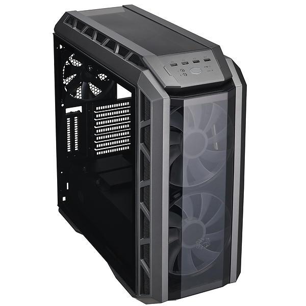 Cooler Master MasterCase H500P (Nero/Trasparente)