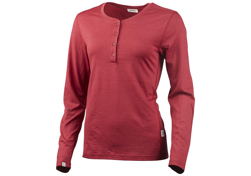 Lundhags Merino Light Henley LS Shirt (Donna)