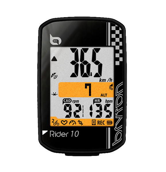 Bryton Rider 10 C