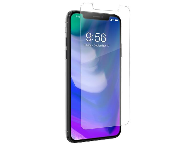 Zagg InvisibleSHIELD Glass+ for iPhone X/XS