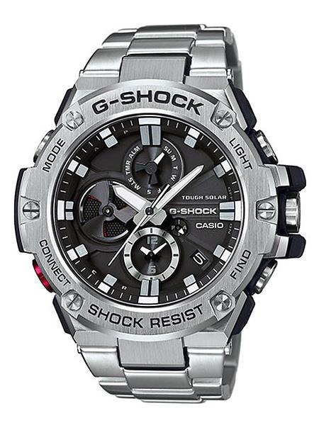 Casio G-Shock G-Steel Bluetooth GST-B100D-1A
