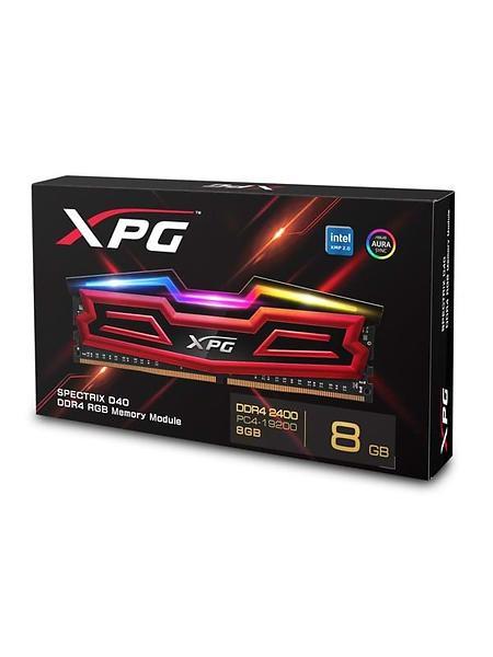 Adata XPG Spectrix D40 DDR4 2400MHz 8GB (AX4U240038G16-SRS)