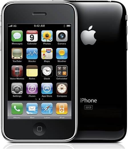 apple iphone 3gs 32go au meilleur prix comparez les offres de t l phone portable sur led nicheur. Black Bedroom Furniture Sets. Home Design Ideas