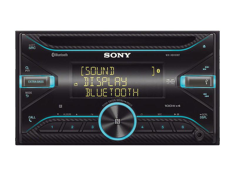 Sony WX-XB100BT