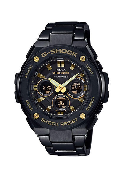 casio g shock gst w300bd 1a au meilleur prix comparez les offres de montre sur led nicheur. Black Bedroom Furniture Sets. Home Design Ideas