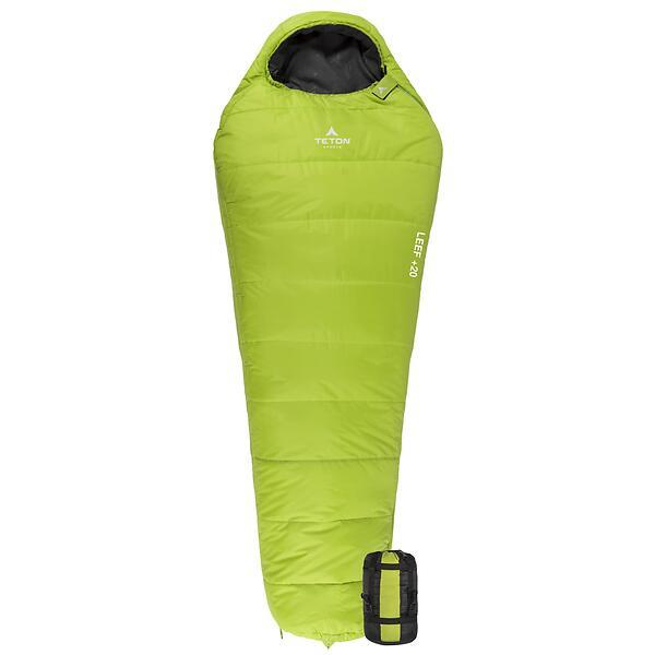 Teton Sports Leef +20°F Ultralight (221cm)