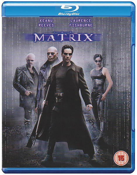 a review of the conspicuous film the matrix