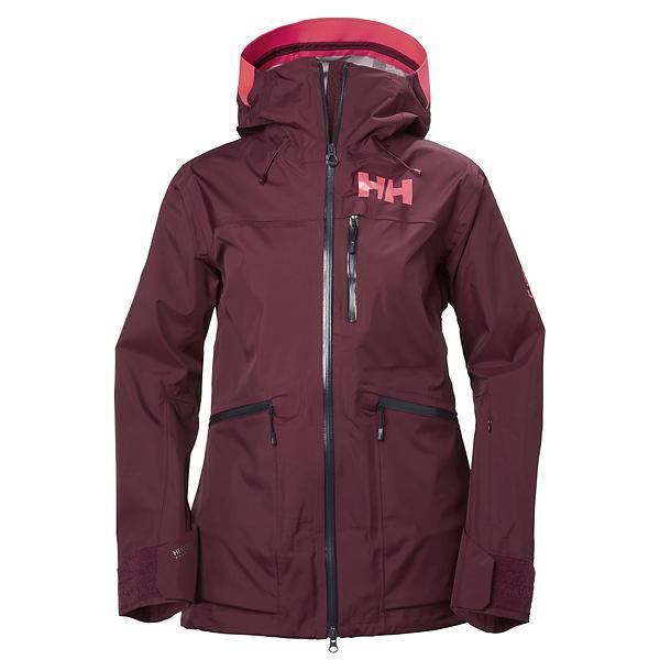 laadukkaita tuotteita ostaa uusia tunnetut tuotemerkit Helly Hansen Kvitegga Shell Jacket (Women's)