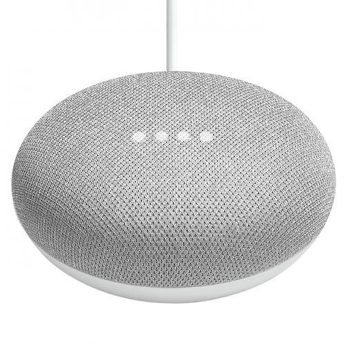 Bild på Google Home Mini från Prisjakt.nu