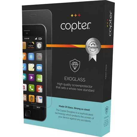 Copter Exoglass Screen Protector for Sony Xperia XZ1