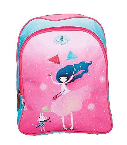 Santoro Gorjuss Preschool Soft Backpack (Jr)