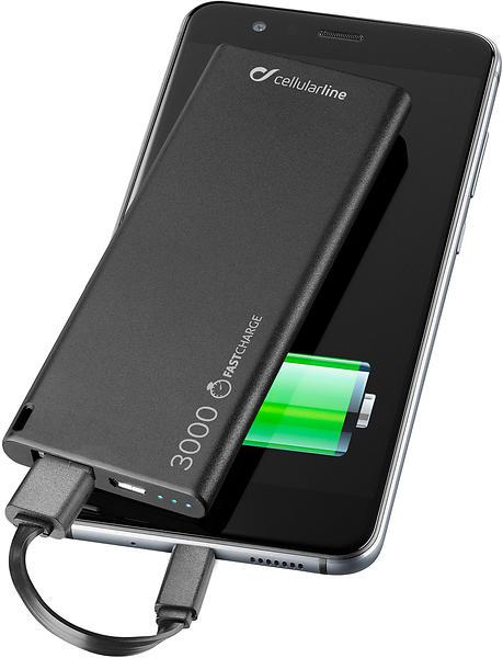 Cellularline Freepower Slim 3000