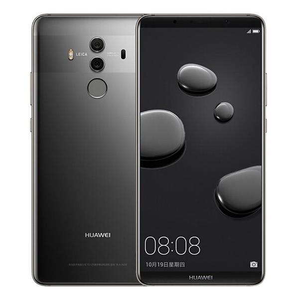 huawei mate 10 pro dual sim 64go au meilleur prix comparez les offres de t l phone portable. Black Bedroom Furniture Sets. Home Design Ideas