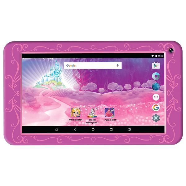 """eStar Themed Tablet Disney Princess 7"""" 8GB"""