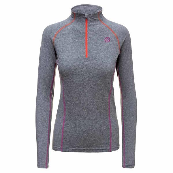 Ternua Alma LS Shirt Half Zip (Donna)